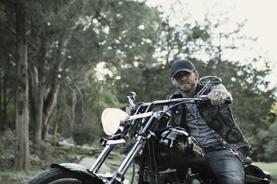 Country music star Brantley Gilbert joins Wounded Warrior Project(r) and Harley-Davidson to raise awareness for post-traumatic stress disorder through Rolling Odyssey program