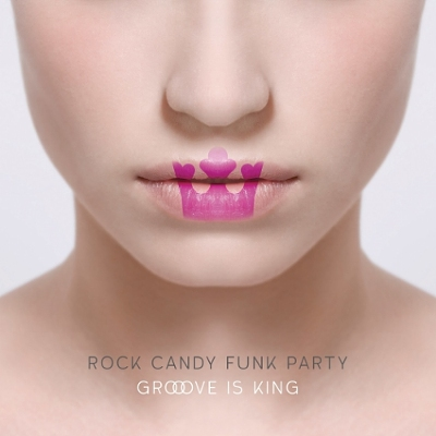 Funk and jazz band Rock Candy Funk Party (RCFP) will release their sophomore studio album Groove Is King on July 31, an aural kaleidoscope that mashes up funk, rock, dance, electronica, jazz and R&B into 14 original tracks and 2 covers full of space, texture, and virtuoso musicianship. Included is a bonus DVD with over 50 minutes of in-studio footage. Powered by a lineup of world-renowned players, they are: album producer Tal Bergman (drums), Joe Bonamassa (guitar), Ron DeJesus (guitar), and Mike Merritt...