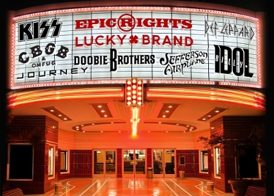 Lucky Brand and Epic Rights Partner on Rock Inspired Apparel Program