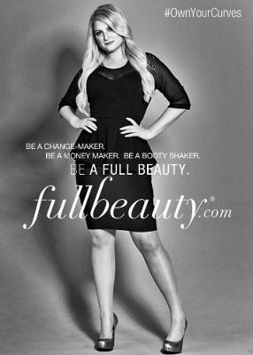 #OwnYourCurves with Meghan Trainor and FULLBEAUTY Brands
