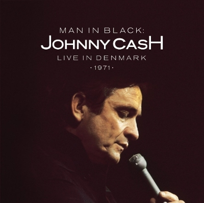 Man In Black: Live in Denmark 1971, Available Everywhere Friday, December 4, 2015