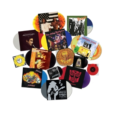 RECORD STORE DAY'S ANNUAL BLACK FRIDAY EVENT(FRIDAY, NOVEMBER 27, 2015)