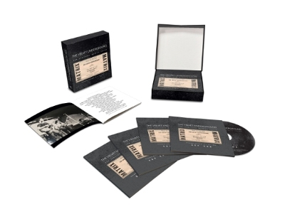'The Velvet Underground - The Complete Matrix Tapes' four-CD, 42 track box set available now on Polydor/Universal Music Enterprises (UMe)!