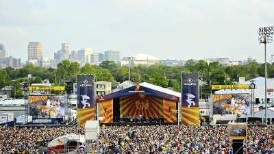 Acura Heads to New Orleans Jazz & Heritage Festival; Amps up Annual Music Support in the Big Easy with Expanded Partnerships