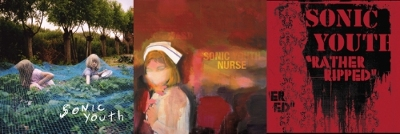 UMe Reissues Sonic Youth's 'Murray Street,' 'Sonic Nurse' and 'Rather Ripped' on Remastered Vinyl & HD Digital Audio on July 15