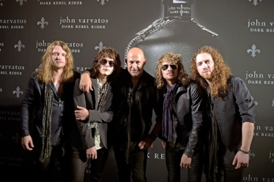 John Varvatos SPRING/SUMMER 2017 Fashion Show After Party Celebrating the Launch of DARK REBEL RIDER featuring and Tyler Bryant & The Shakedown