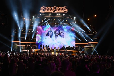 "Alfred Haber, Inc. Gets Lively With Exclusive International Rights For ""Stayin' Alive: A Grammy(R) Salute To The Music Of The Bee Gees"" (Photo credit: Kevin Winter - WireImage)"