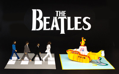 Lovepop Partners with The Beatles