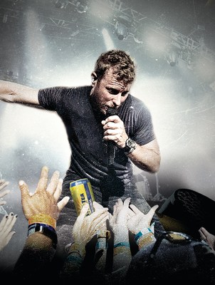 Twisted Tea Hits the Road with Dierks Bentley for his 2017 WHAT THE HELL TOUR