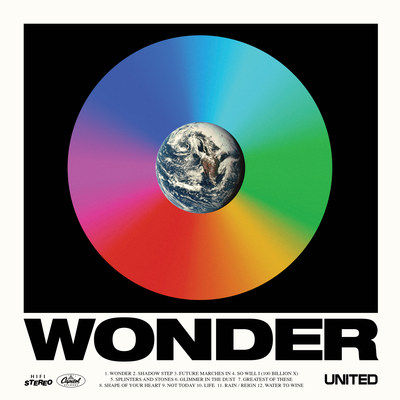 "Hillsong UNITED's sixth studio album ""Wonder"" will be available everywhere June 9th, 2017."