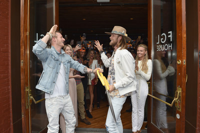 Florida Georgia Line open FGL HOUSE in Nashville, TN (6/5).  Photo Credit: John Shearer / Getty Images