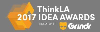 Over 1,000 advertising industry executives attended the 17th annual ThinkLA Idea Awards, sponsored by Grindr.