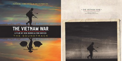 "Two Soundtrack Releases To Accompany New Ken Burns & Lynn Novick Film ""The Vietnam War,"" –Original Score Features Trent Reznor and Atticus Ross– –Additional All-Star Soundtrack Features Iconic Music Of The Vietnam Era– –10-Part Series by Ken Burns and Lynn Novick Premieres September 17 on PBS Stations Nationwide–"