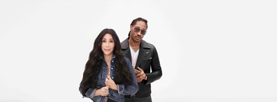 'Meet Me in the Gap' starring the Legendary Cher and Rap Icon Future