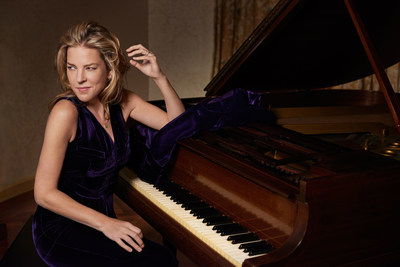 "DIANA KRALL ANNOUNCES THIRD LEG OF ""TURN UP THE QUIET"" NORTH AMERICAN TOUR DATES. TOUR KICKS OFF JANUARY 30TH IN CLEARWATER, FL. Photo Credit: Mary McCartney."