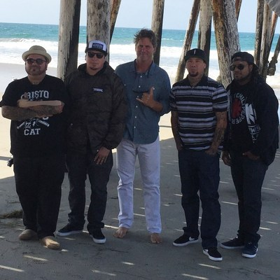 The Mayor of Imperial Beach, CA. Serge Dedina and hard rock band P.O.D. jointly announce the creation of Lower Left Fest – a family-friendly free all-day event with live music to be held on July 15, 2018.