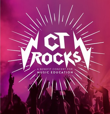 CT Rocks! A Benefit Concert For Music Education on November 4, 2017 at Fairfield Theatre Company, Fairfield, CT.