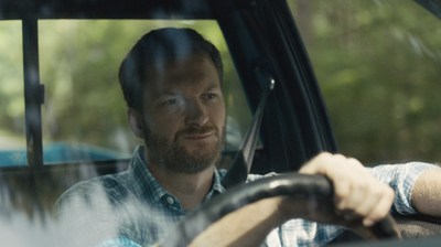 """Dale Earnhardt Jr. stars in Goodyear's new TV commercial, """"Make a Name,"""" underscoring the power of a name and highlighting the relationship between Goodyear and the NASCAR legend."""