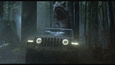 All-New 2018 Jeep Wrangler commercial pays homage to iconic Jurassic Park scene