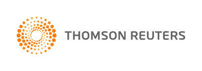 Thomson Reuters logo. (PRNewsFoto/Thomson Reuters)